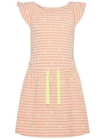 Полосатый Baumwoll платье