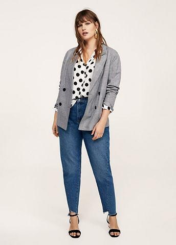 Mom-Fit джинсы