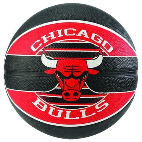 NBA Team Chicago Bulls Outdoor Basketb...