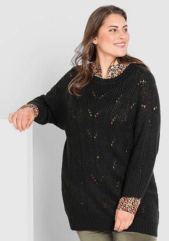 SHEEGO CASUAL 3/4 свитер