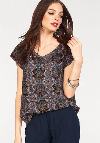Блузка с набивным рисунком »NOVA...