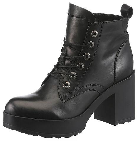 Ботинки со шнуровкой »Sew«...