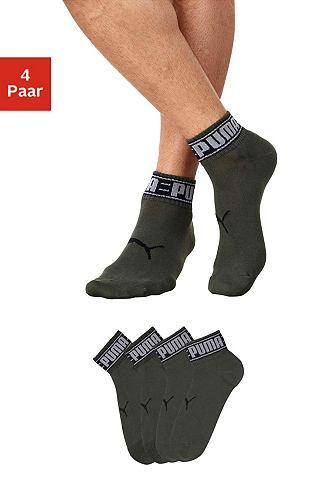 Носки короткие (4 пар) с Logodesign на...