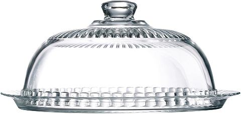 Тортница стекло (Набор 1 Тарелка 1 Glo...