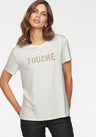 Блуза с круглым вырезом »Naima1&...