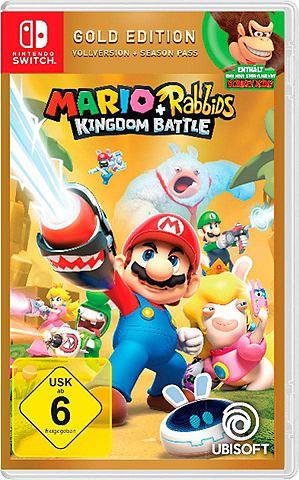 Mario & Rabbids Kingdom Battle Gol...