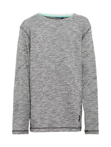 Трикотажный пуловер »meliertes L...