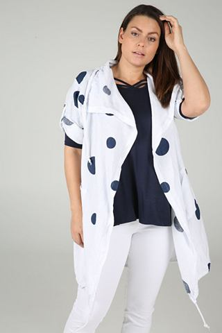 Мятая блузка