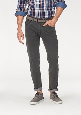 PIONEER_TEXTIL Pioneer Authentic джинсы брюки стрейч ...