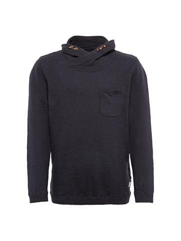 Трикотажный пуловер »melierter п...