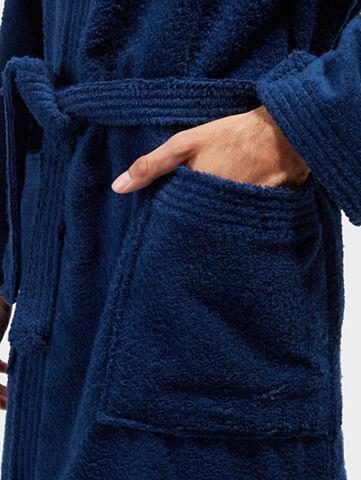 Пальто шерстяное »Basic Bademant...