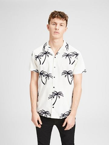 Jack & Jones Sommerprint рубашка с...
