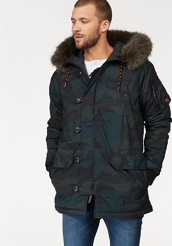 SUPERDRY Куртка парка »SDX PARKA«