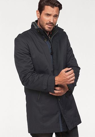 COMMANDER Пальто короткое