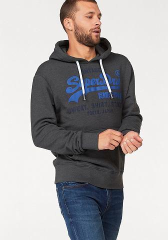 SUPERDRY Кофта с капюшоном »SWEAT футболк...