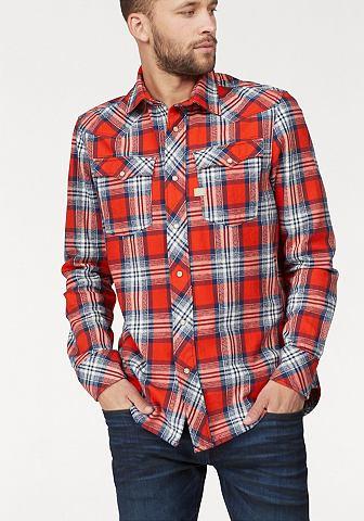 Рубашка в клетку »3301 футболка ...