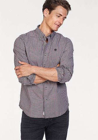 TIMBERLAND Рубашка с длинными рукавами