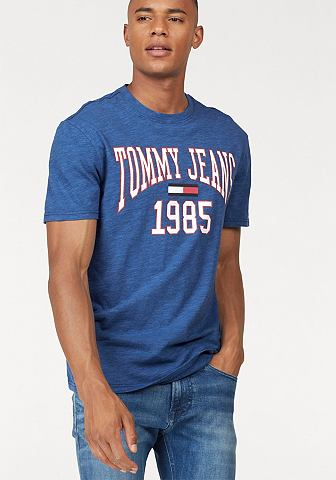 TOMMY JEANS TOMMY джинсы футболка »TJM COLLE...