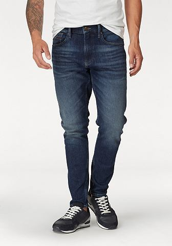 TOMMY джинсы джинсы »MODERN TAPE...
