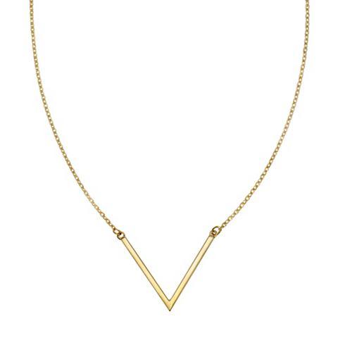 CELESTA Ожерелье »375/- Gelbgold«