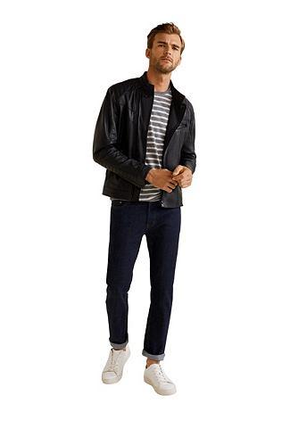 Байкерские куртка в Leder-Mix