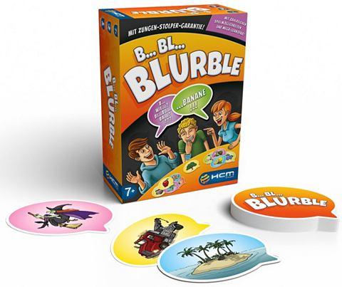 """Spiel """"Blurble"""""""