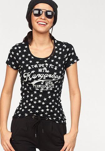 KANGAROOS Kanga ROOS футболка