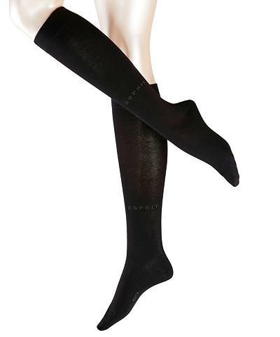 Чулки до колена Basic Pure (1 пар)