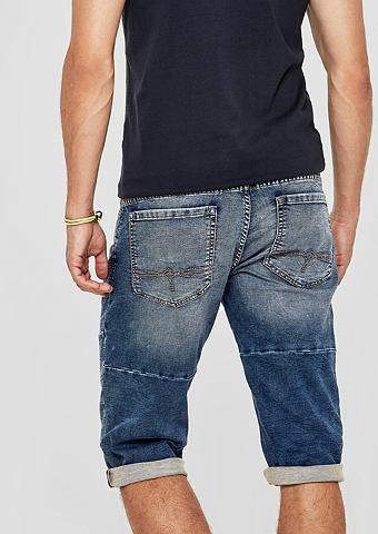 Tubx Regular: джинсовые бермуды
