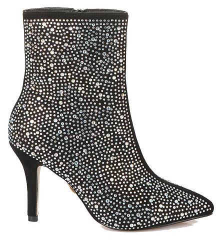 BUFFALO Ботинки на высоком каблуке