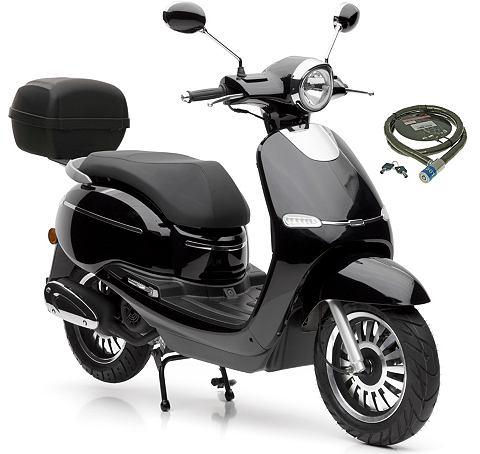 Мотороллер »F10« 125 ccm 8...