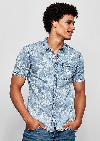 Extra Зауженные Hawaiihemd из джинсы