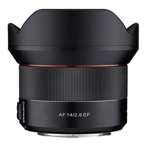 Объектив »AF 28/14 DSLR Canon EF...