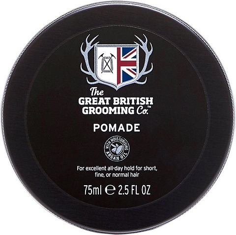 "THE GREAT BRITISH GROOMING CO. Haarwachs ""Pomade"" dauerhaft..."