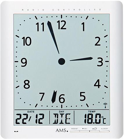 AMS Часы настенные »F5896«