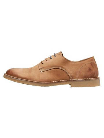Derby Nubuk ботинки