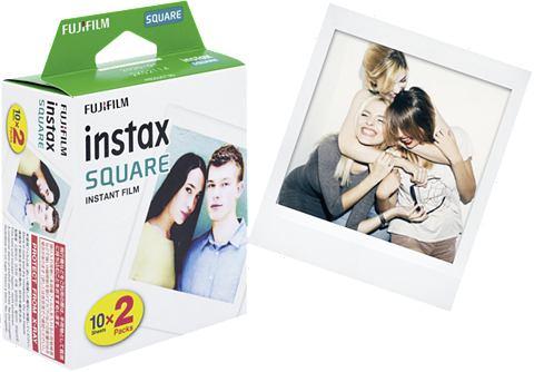 FUJIFILM Sofortbildfilm »1x2 Instax Squar...
