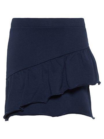 Оборка юбка из Sweatshirtstoff