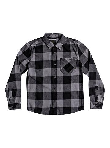 QUIKSILVER Рубашка с длинными рукавами »Mot...