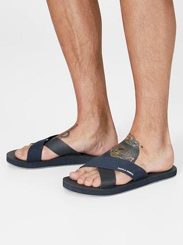 Jack & Jones кожа сандалии