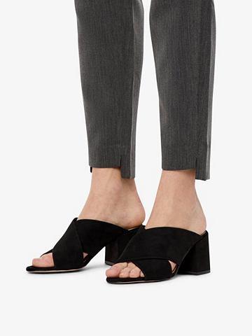 Überkreuz Slip-on сандалии