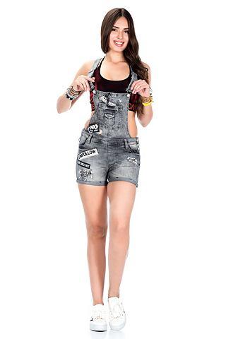 CIPO & BAXX Cipo & Baxx для женсщин брюки с по...