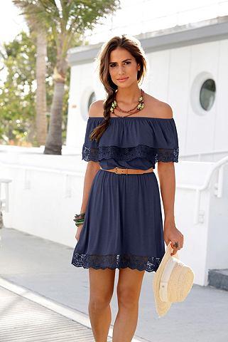 RED LABEL Пляжный платье пляжное с кру...