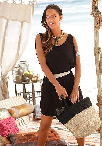 Платье пляжное с блестящий Elastikg&uu...