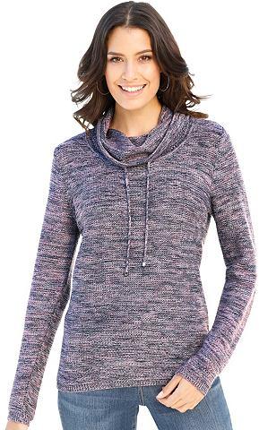 Пуловер в kuschelig мягкий effektvolle...