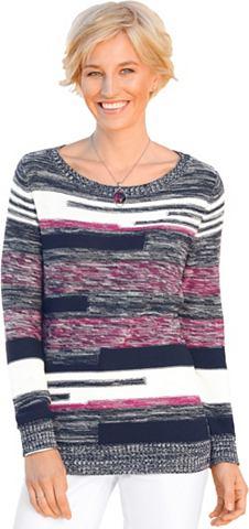Пуловер с U-Boot-Ausschnitt