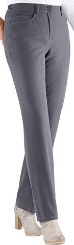 COLLECTION L. Термо-брюки с декоративный Kontrastn&a...