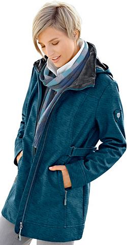 Куртка с теплой подкладкой с kuschelig...