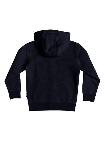 Пуловер с капюшоном с замок »Tok...