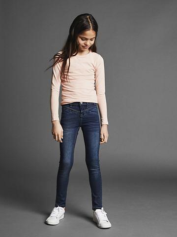 Nitsus Indigo- узкий форма джинсы